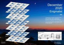 December 2020 puzzle page