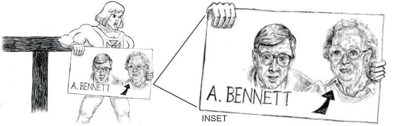 Visual clue for THE THIRD MAN