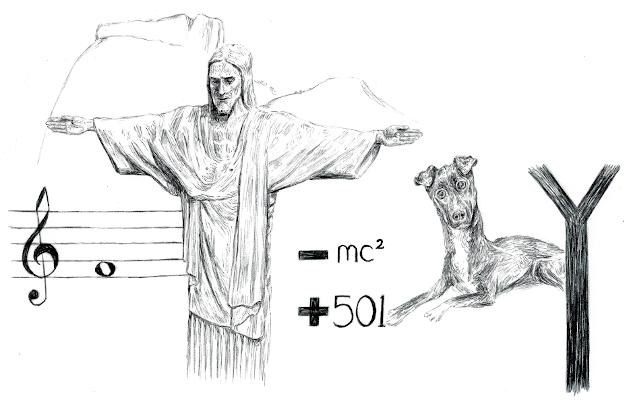 Visual clue for FREDDIE MERCURY