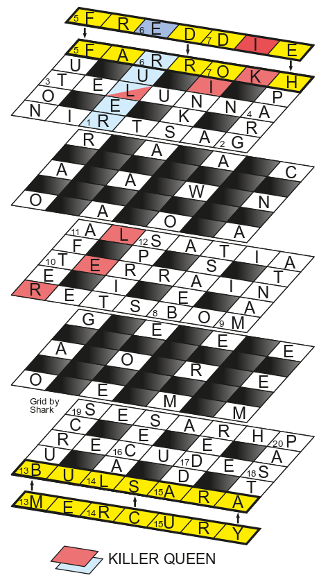 September 2021 solution grid